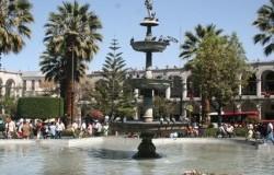 """Arequipa – La """"Ville Blanche"""""""