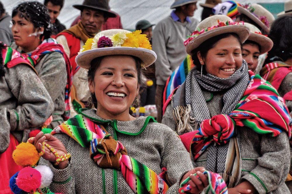 Circuit Andes en famille