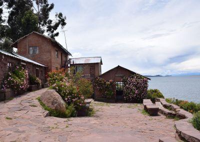 Lac Titicaca - Llachon