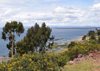 Lac Titicaca - Llachon chez l'habitant