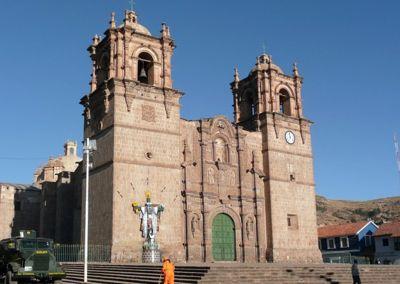 Lac Titicaca - Puno
