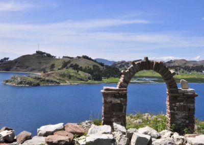 Lac Titicaca - Tikonata