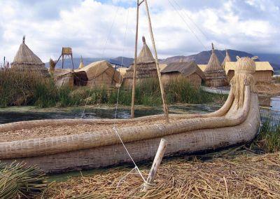 La Titicaca - Uros