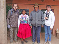 Avis Famille Leparoux Terres Péruviennes