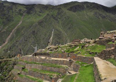 Site Archéologique de Ollantaytambo