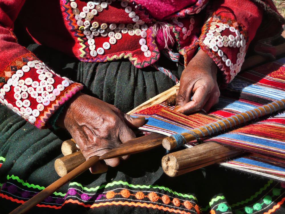 Préparer son voyage au Pérou : achat artisanat