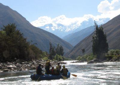 Rafting au Pérou