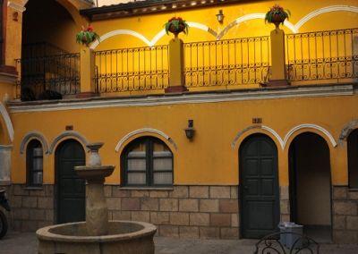 Maison coloniale Potosi