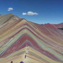Trek Montagne Arc en Ciel – Rainbow Vinicunca