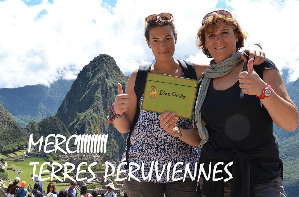 Avis client agence Terres Péruviennes