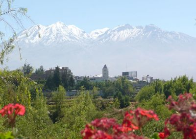Arequipa - Volcan Chachani