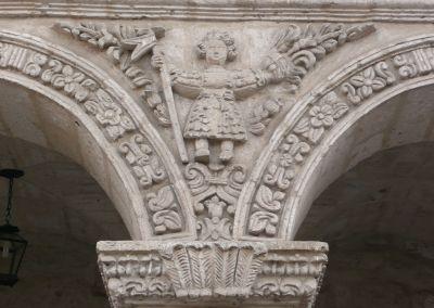 Arequipa - Cloître de la Campania