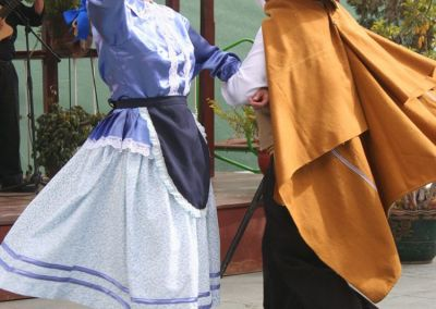 Arequipa - Danse de la marinera