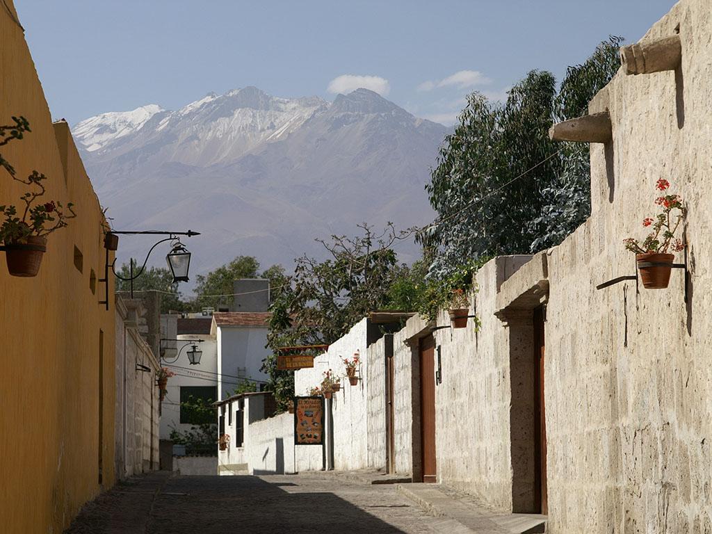 Arequipa - Quartier colonial de Yanahuara