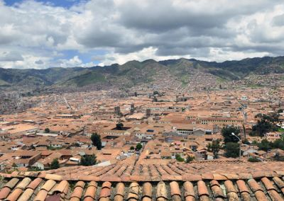Cusco - Panorama