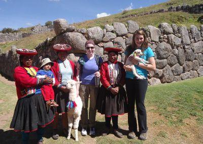 Cusco - site archéologique Sacsayhuaman