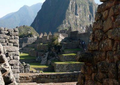 Machu Picchu - Vue sur Huaynapicchu