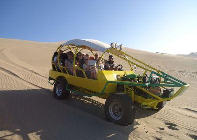 Oasis de Huacachina - Buggy
