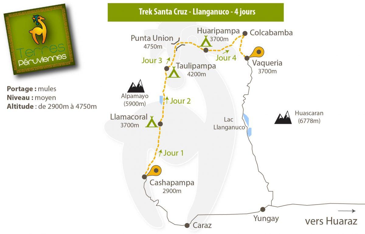 trek santa-cruz huaraz