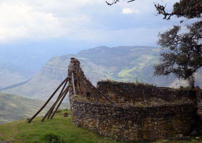 Forteresse de Kuelap - Chachapoyas