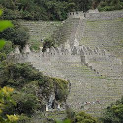Trek du Chemin de l'Inca au Machu Picchu