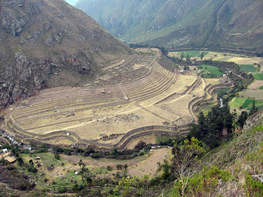 Trek Chemin de l'Inca