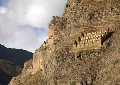 Site archéologique de Ollantaytambo - Vallée sacrée