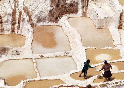 Salines de Maras - Vallée Sacrée