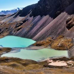 Lac bleu - Trek Ausangate