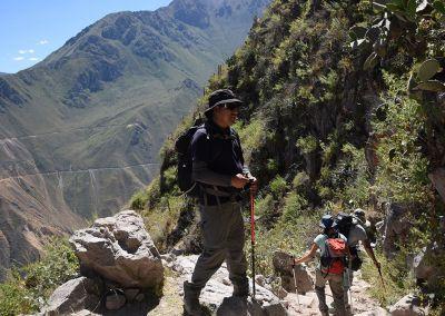 Trek de Colca - Canyon Colca