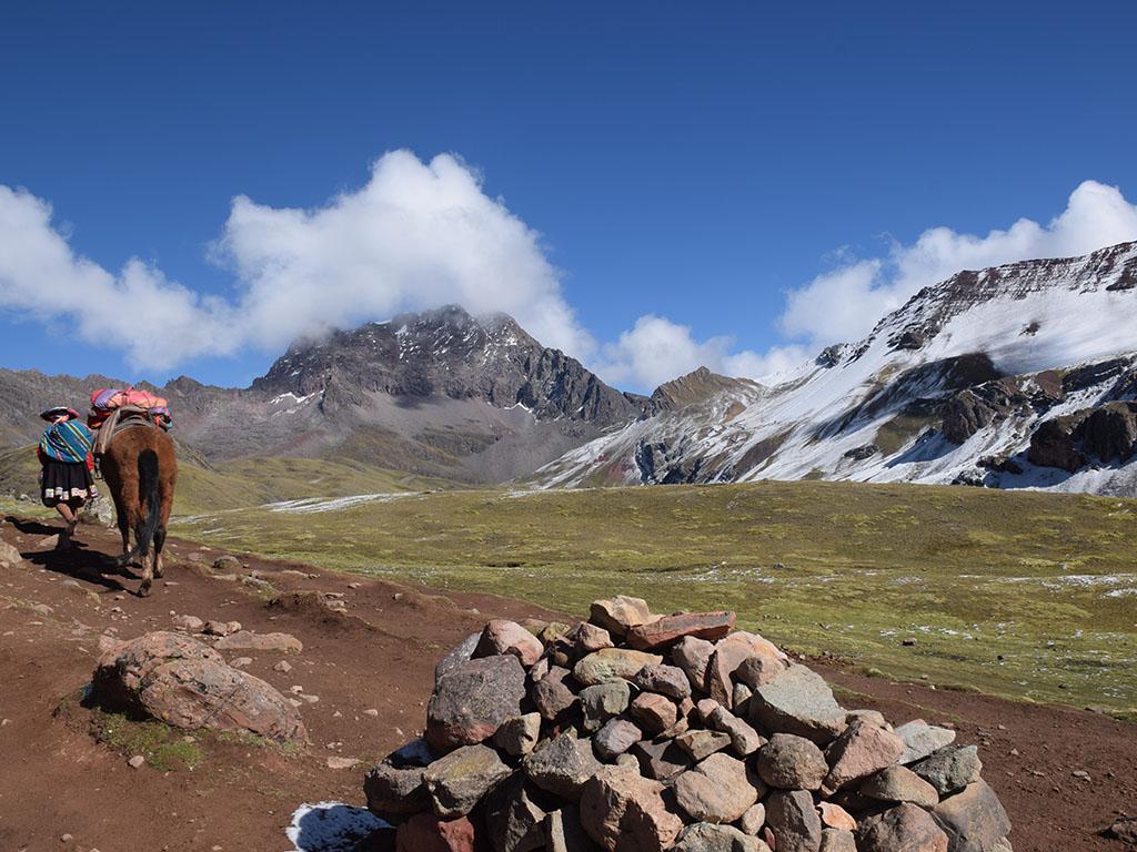 Montagne Arc en Ciel - Rainbow Mountain