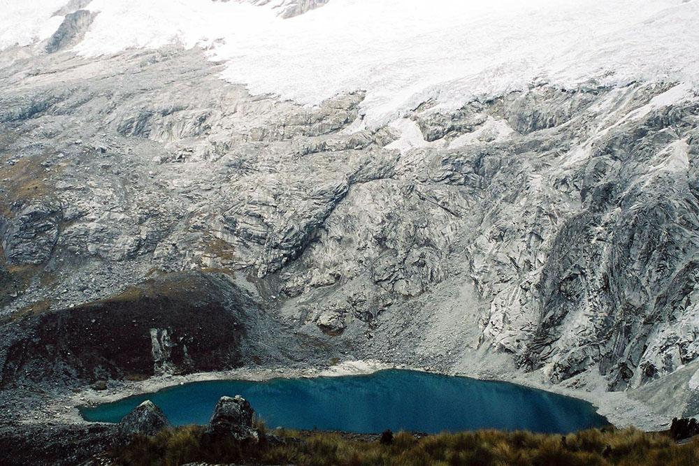 Cordillère blanche - Trek Santa Cruz - Huaraz