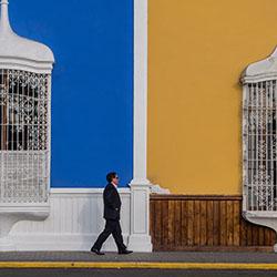 Trujillo, ville coloniale